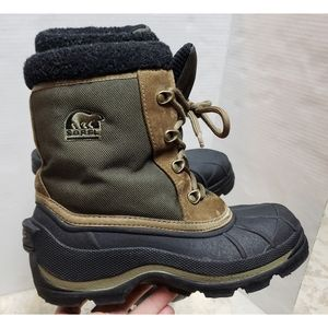Sorel  Monashee Thermolite Snow Lace up Boots sz.7